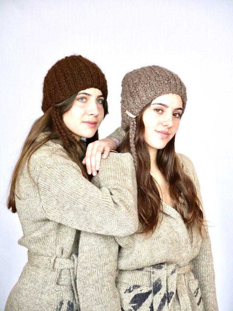 bonnets mouchetés